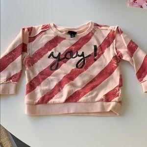 Yay! Sweatshirt